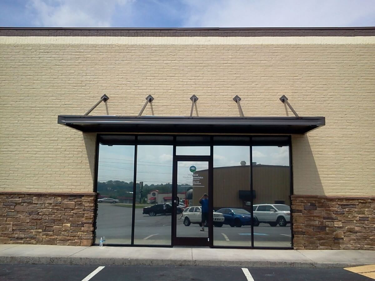 Aluminum Awnings Interstate Awning Sign Llc
